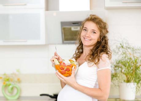 怀孕害喜怎么办?